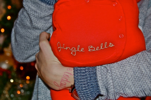jingle bells bottom